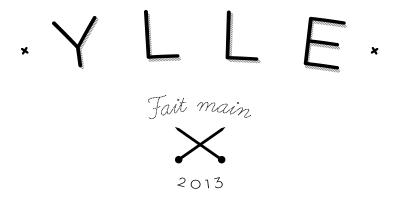 """YLLE - Ylle est une ligne d'accessoires tricotés et maintenant cousu """"fait maison"""" basée à Lyon et en Chartreuse depuis 2013."""