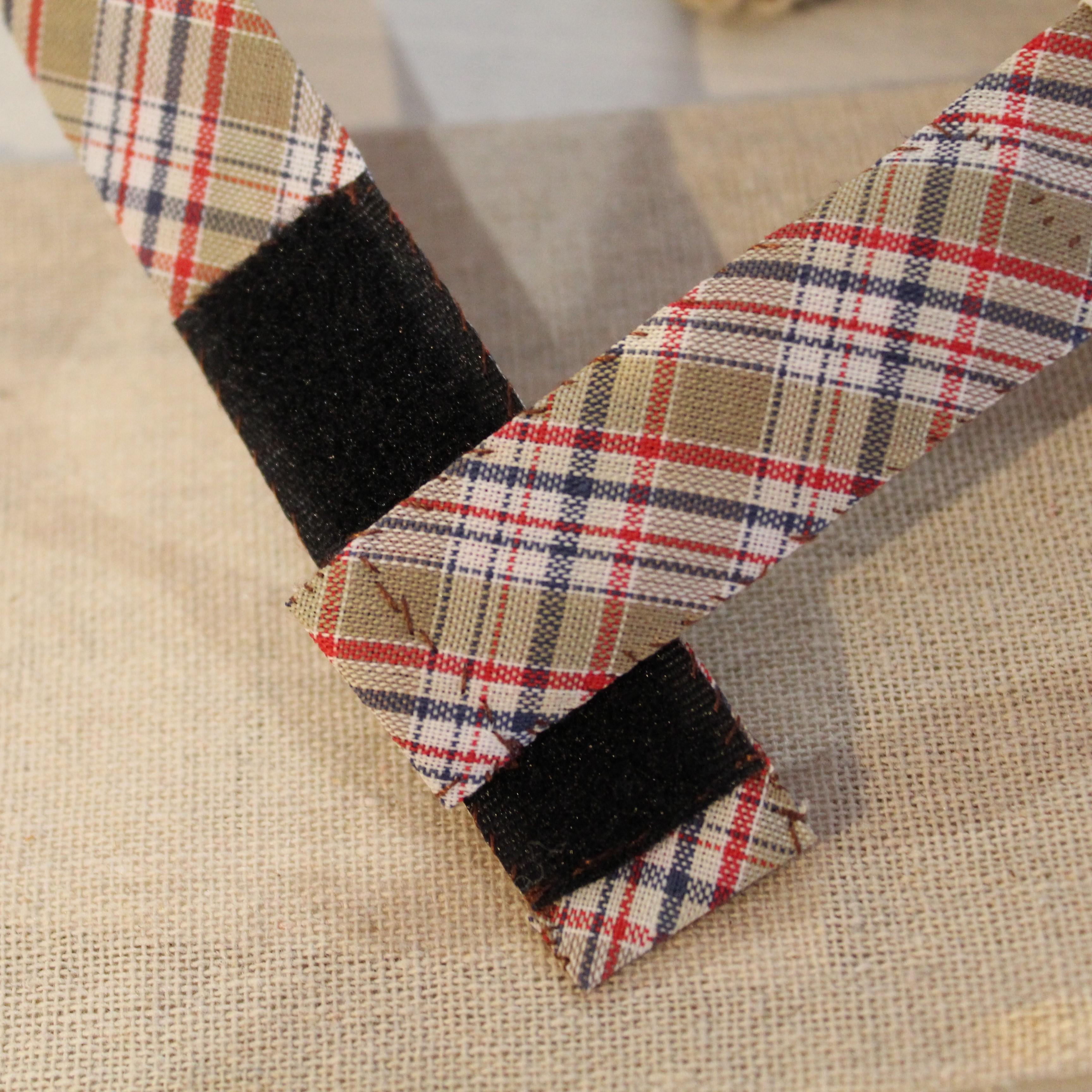 achat le plus récent marque célèbre chaussures de tempérament Noeud Papillon Beige | Ruban Écossais