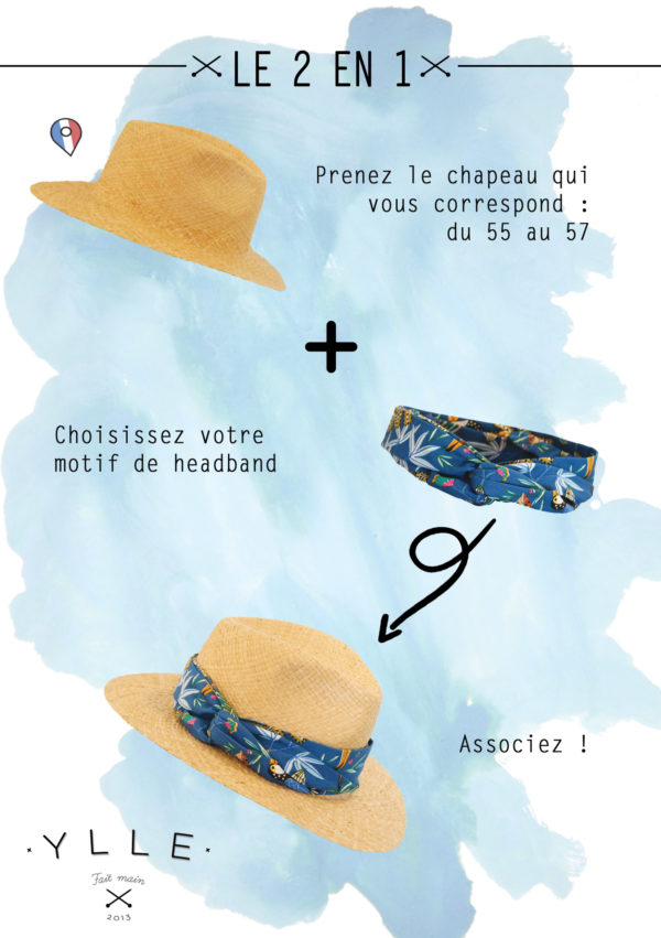 descriptif chapeau 2en 1